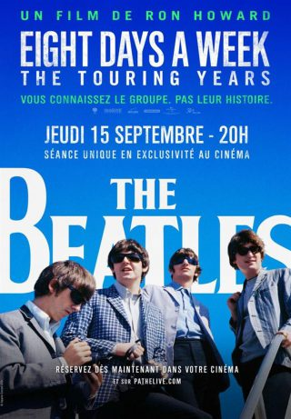 Cycle Ciné Music : The Beatles : Eight Days A Week