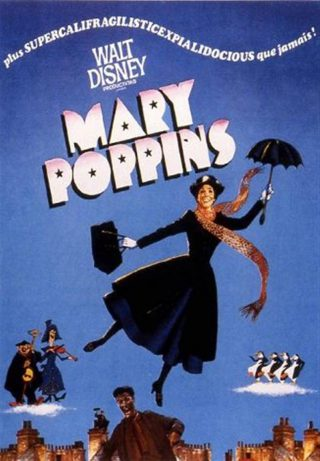Cycle [IN]culte : Mary Poppins