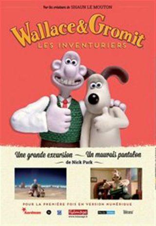 Séance ANIMA : Wallace & Gromit : Les Inventuriers