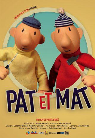 Festival ANIMA : Pat et Mat