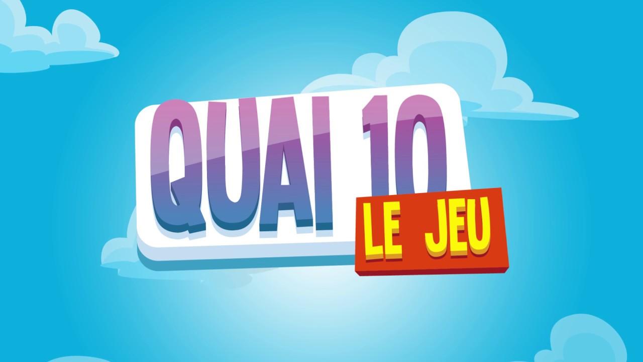 Quai10 - Le Jeu