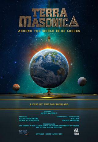 Terra Masonica : tour du monde en 80 loges