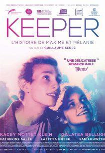 Séance audiodécrite : Keeper