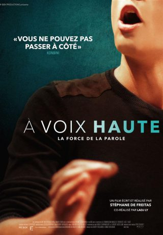Cycle Ciné Docu : A voix haute : la force de la parole
