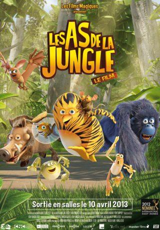 as de la jungle, Les