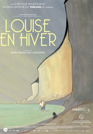 Affiche LOUISE.indd