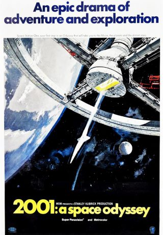 Cycle Ciné Classic : 2001: A Space Odyssey