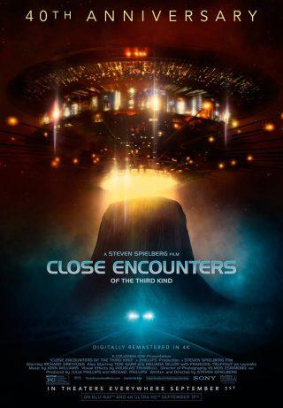 Close encounters of third kind / Rencontre du 3ème type