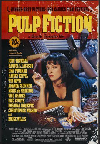 """Cycle """"la tête dans le culte"""" : Pulp Fiction"""