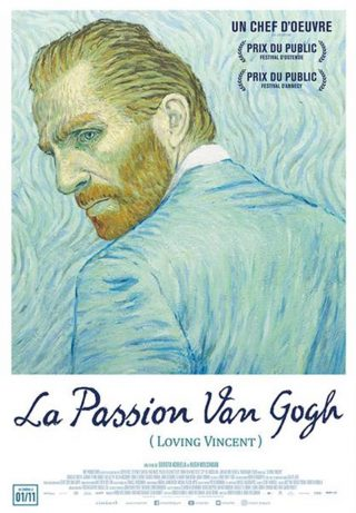 Loving Vincent (La Passion Van Gogh)