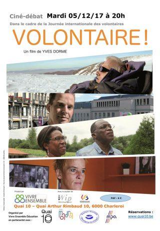 Volontaire !