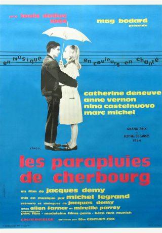 Cycle Ciné Classic : Les parapluies de Cherbourg