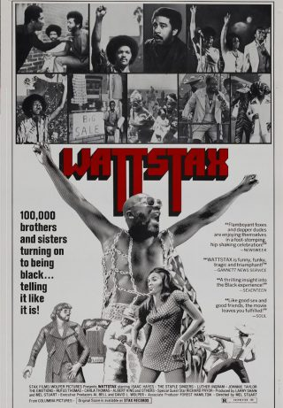 Cycle Ciné Music : Wattstax