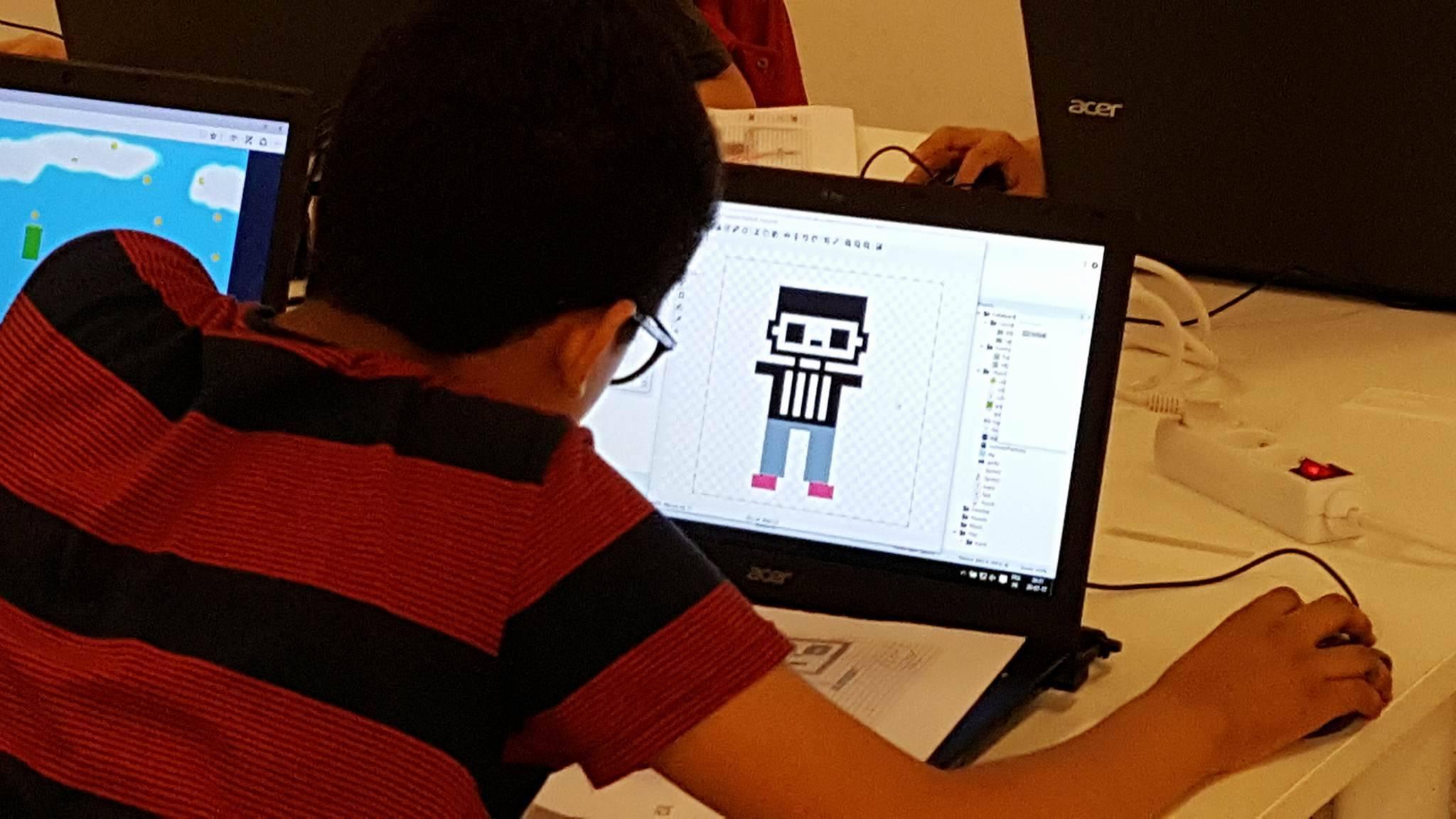 Création de jeu vidéo : Game design - Quai10