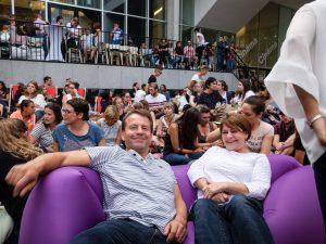 Cinéma plein air - Quai10 - Charleroi