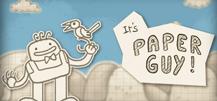 It's paper guy ! - Quai10
