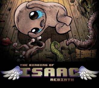 The Binding of Isaac: Rebirth - Quai10