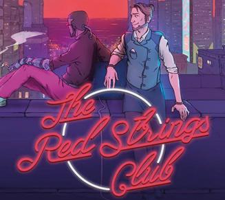 TheReThe Red Strings Club - Quai10