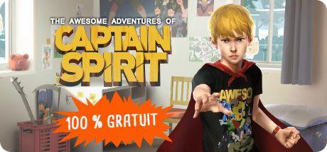 The awesome adventures of captain spirit - Quai10