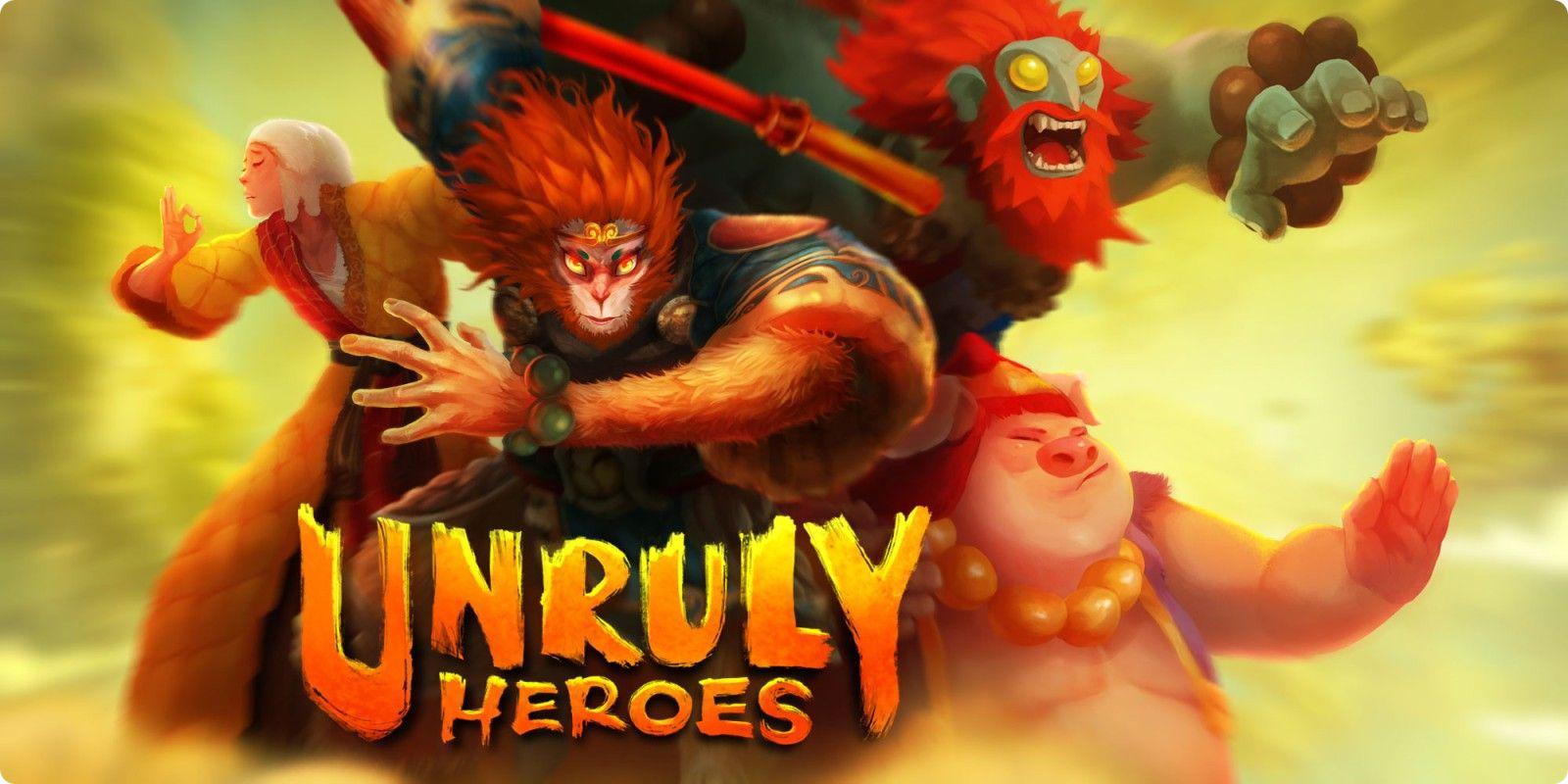 Unruly Heroes - Quai10