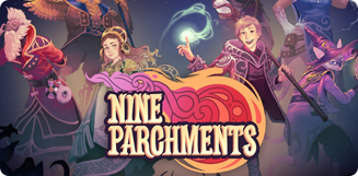 Nine Parchments  - Quai10