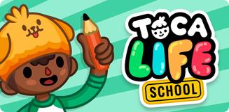 Toca Boca life : school - Quai10