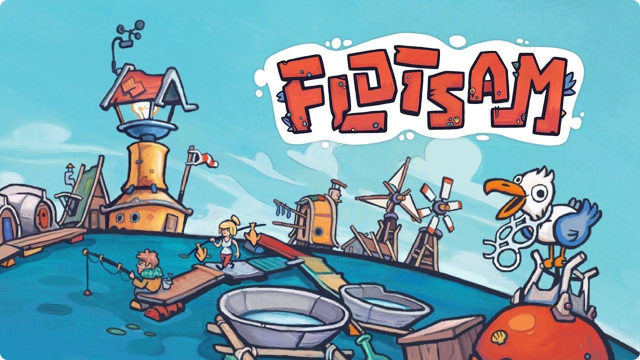 Flotsam - Quai10
