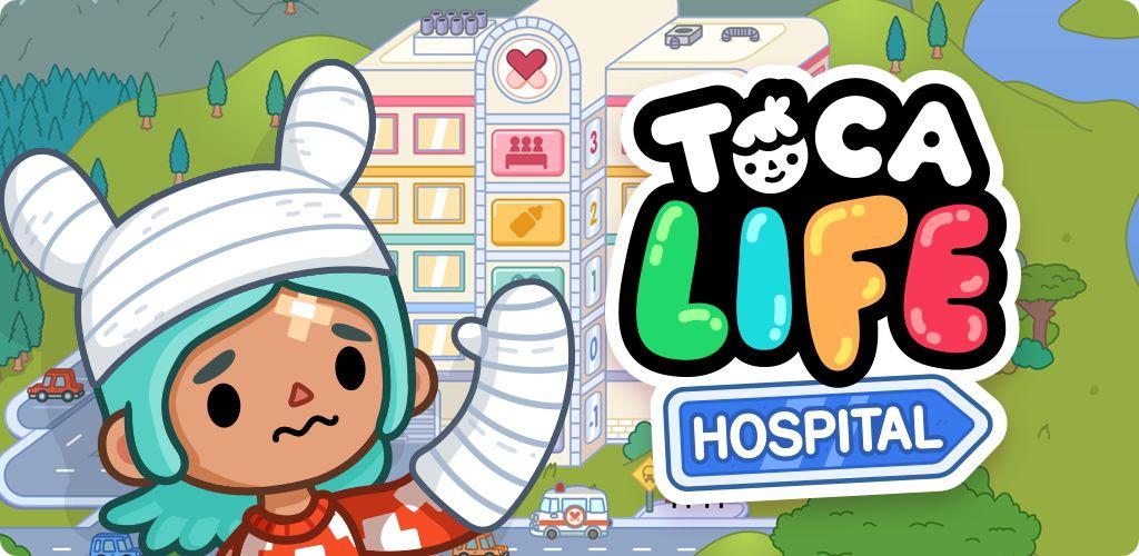 Toca Life : Hospital- Quai10